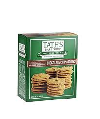 where to buy tate s cookies tate s bake shop chocolate chip cookie box 21 ounce