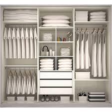 Ikea Fitted Wardrobe Interiors Best 25 Wardrobe Design Ideas On Pinterest Wardrobe Organiser