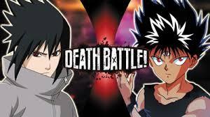 sasuke vs sasuke vs hiei vs yu yu hakusho by tasobeats on deviantart