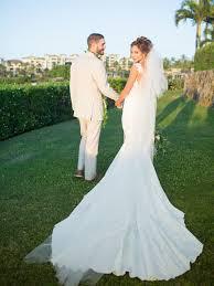 picture perfect tropical hawaii wedding modwedding