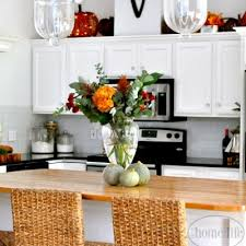 Fall Kitchen Decor - diy projects u0026 decor archives first home love life