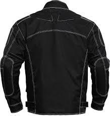 white motorbike jacket jacket cordura textile jackets