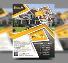 real estate flyer examples real estate flyer design 40 professional real estate flyer