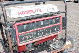 homelite 4 200 watt generator item e3500 sold june 5 ci