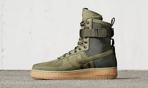 Nike Air Force One Comfort Nike Special Field Air Force 1 Cool Material
