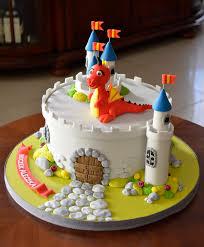 castle cake castle cakes castles dragons
