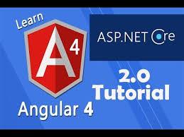 tutorial asp net core 2 0 net core 2 0 with angular 4 tutorial lecture 1 visual studio 2017