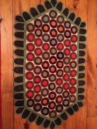 346 best quilts and penny rugs images on pinterest penny rugs