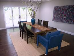 eclectic dining rooms expert tips to choose the dining room chairs and table 17057