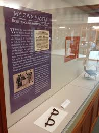 first floor exhibitions explore slavery and abolition notes from
