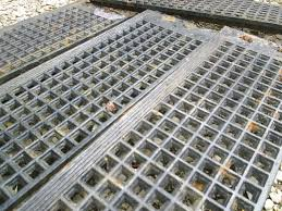 Floor Grates by 2 X Original Victorian Cast Iron Grill Floor Grate Cover