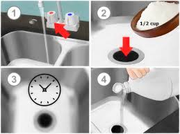 How To Unclog A Kitchen Sink Unclog Kitchen Sink Standing Water Garbage Disposal Kitchen Sink