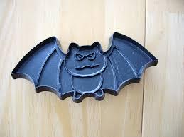 halloween cookie cutters lot of6 vintage hallmark halloween cookie cutters ghost bat 2witch
