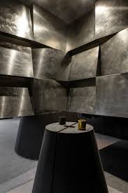 gallery of hangzhou an interior u0027s black cant system named world u0027s
