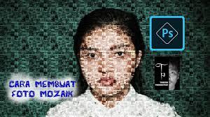 tutorial edit foto mozaik tutorial cara membuat gambar mozaik photoshop rivsstutorial 2