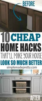 kitchen improvements ideas home hacks that ll make your home look so much better money