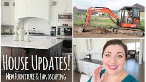 house furniture house updates new furniture u0026 landscaping youtube