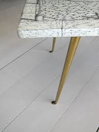 Brass Coffee Table Legs Coffee Table With Piazza Con Obelischi Motif And Brass Legs