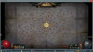 Poe Maps Forum Bug Reports Atlas 124 126 But Done All But Perandus