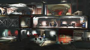 fallout 4 u0027s newest add on lets you build the nuclear bunker of
