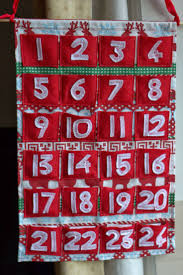 11 best crafts images on pinterest fabric advent calendar