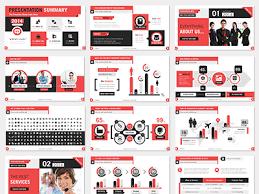 powerpoint presentation flat design by franceschi rene dribbble