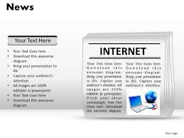newspaper layout template free word newspaper template microsoft