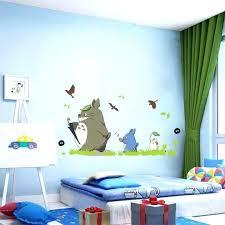 mur chambre enfant deco murale chambre enfant stickers sticker daccoration murale salon