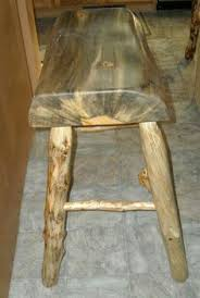rustic eds wood furniture pinterest log furniture log bar