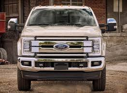 f250 led light bar 2017 superduty led light bar grille idea thoughts ford