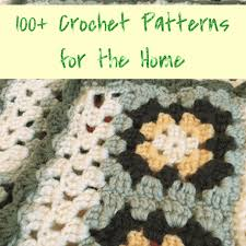 Home Patterns Links To More Than 10 000 Crochet Patterns And Pieces