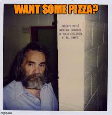 Charles Manson Meme - not all monsters are behind bars imgflip