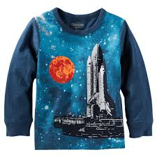 glow in the dark space tee toddler boys babies clothes and babies