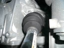 vw passat repair how to replace the cv joint boot on a 2006 vw