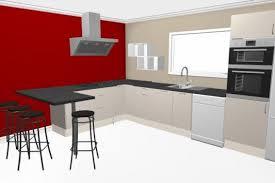 peinture dans une cuisine cuisine peinture mur pour newsindo co