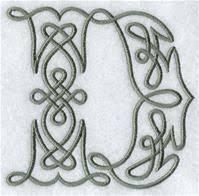 a celtic knot work capital letter j alphabet plus lots more