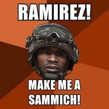 Sammich Meme - nice sammich meme ramirez make me a sammich create meme kayak