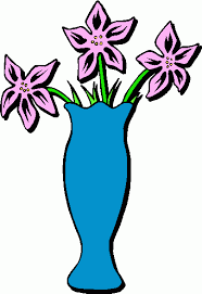 Clipart Vase Of Flowers In The Vase Clipart Clipground