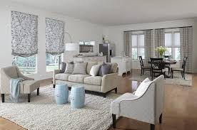 different window treatments different types of window treatments are coordinated perfectly in