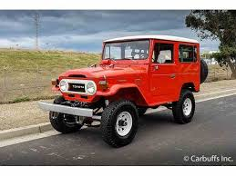 1977 toyota land cruiser 1977 toyota land cruiser fj for sale on classiccars com 8 available