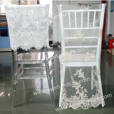 Wholesale Chair Covers For Sale Sale Popular Wholesale Blush Crystal Organza Chair Cover With