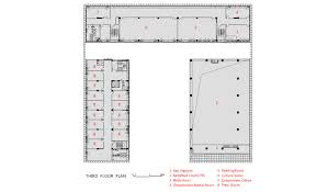 Fire Station Floor Plans Gallery Of Fire Station Of Tianfu New District Cswadi 22
