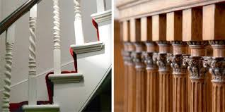 Wood Banisters How To Maintain Your Staircase Period Living