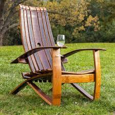 wine barrel chairs
