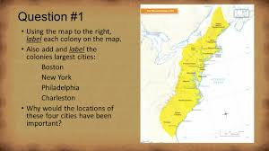 Massachusetts Colony Map by Geography Of Colonial America Ppt Video Online Download