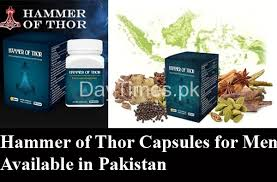 hammer of thor capsules for men available in pakistan daytimes