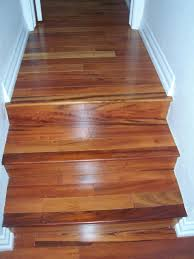 koa tigerwood splitting flooring contractor