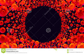 red and orange color burst stock photo image 36132650