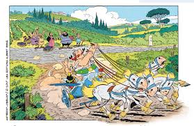 italy photo album new asterix album title revealed as the gauls for italy