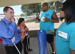 Conklin Center For The Blind A Vision Realized Daytona Beach Evolved Into Leader Helping Blind